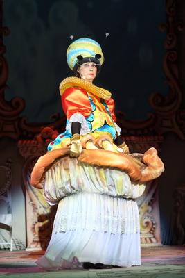 Музыкальная сказка для взрослых и детей «Алиса в стране чудес» в Калужском областном драматическом театре
