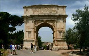 Арка Тита (Рим, Италия)