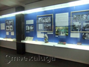 Новая экспозиция в Музее космонавтики в калуге