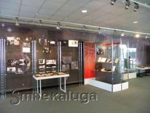 Новая экспозиция в Музее космонавтики калуга