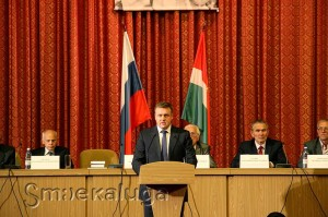 Николай Любимов обратился ко всем участникам Чтений калуга