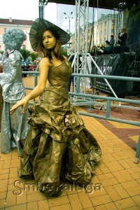 Фестиваль живых скульптур калуга