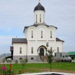 Во Владимирском ските монастыря Калужской Свято-Тихоновой пустыни калуга