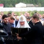 Патиарх Кирилл калуга