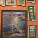 Выставка «Галерея Духановых: Полотняный Завод, Петербург, Михайловское» калуга