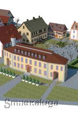 В Этномире заложили первый камень в основание Немецкого этнодвора