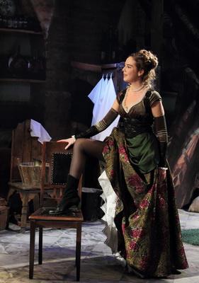 Драма «Фрекен Жюли» в Калужском областном драматическом театре