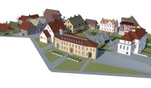 Проект Немецкого двора в Этномире калуга