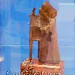 Миниатюра памятника гоголю калуга