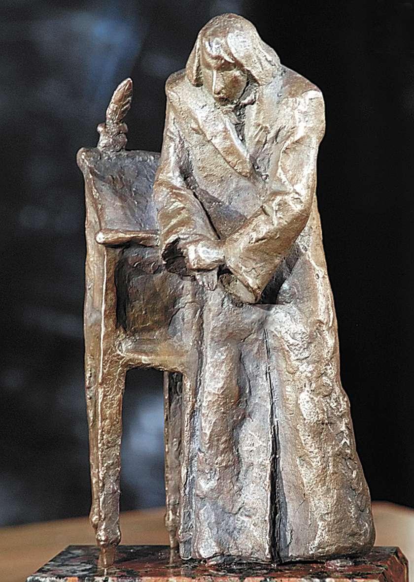 4 сентября памятник Гоголю откроет Министр культуры РФ Владимир Мединский