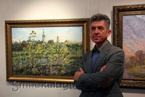 Художник Илья Хрипченко калуга