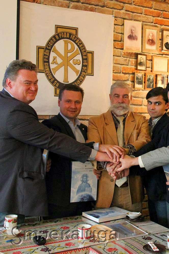 Молодые российские дипломаты и финансисты посетили Калугу для обсуждения проектов по духовно-нравственному воспитанию молодежи