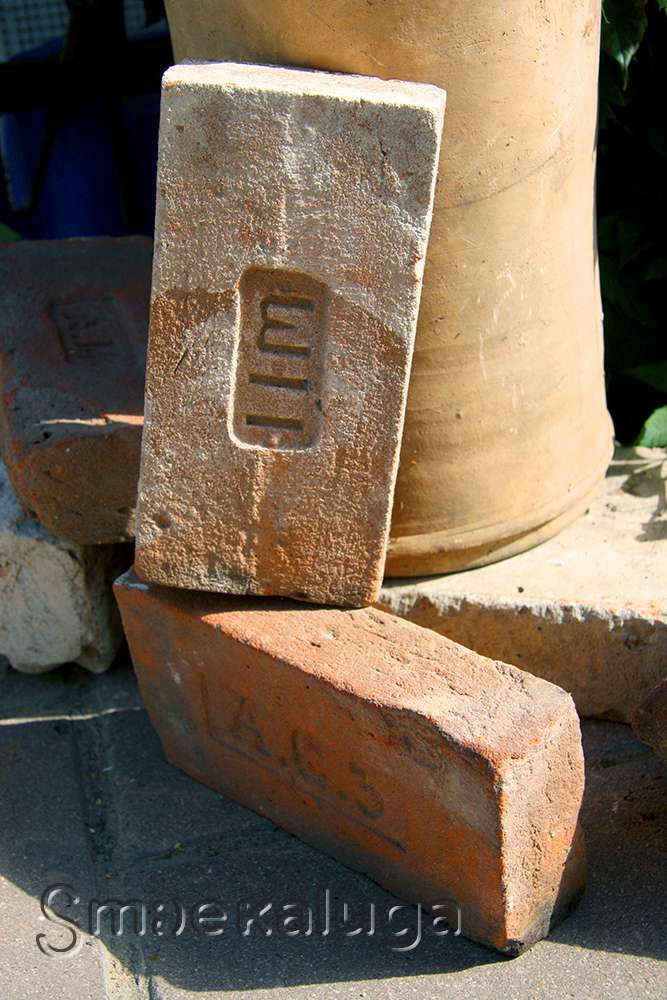 Из каких кирпичей строили калужские дома XVIII – начала XX века?