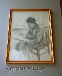 Николай Иванович Кожухов калуга