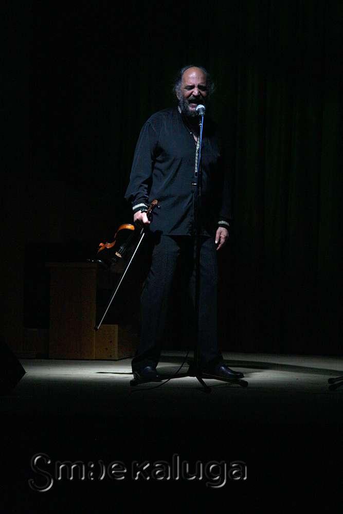 Цыганское трио «ЛОЙКО» вновь выступило на калужской сцене