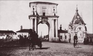 Московские ворота калуга