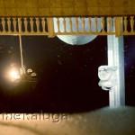 Отражение памятника калуга