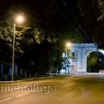 Улица Баженова город калуга