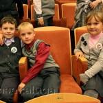 Настя, Максим и Ираклий калуга