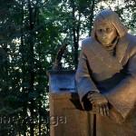Памятник Гоголю калуга
