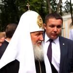 Патриарх Кирилл калуга