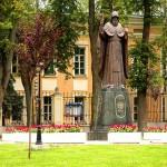 Памятник Кукше Печерскому калуга