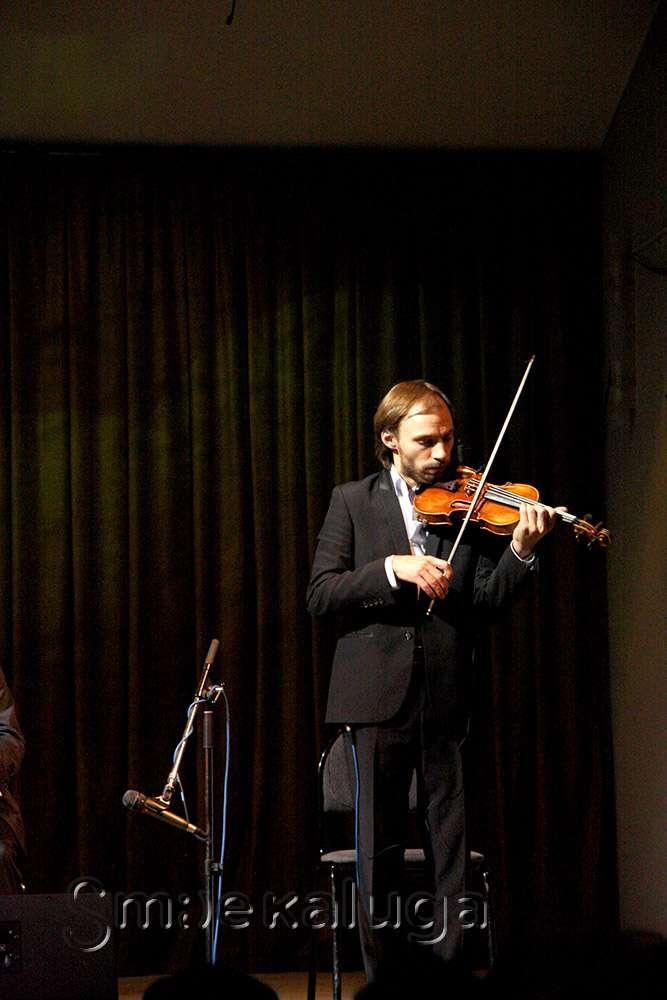 В Калуге прошел вечер танго: на сцене Дома музыки сыграл Solo Tango Orquesta