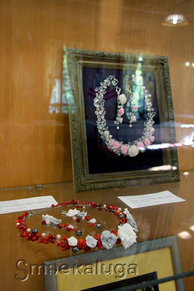 Выставка «Современные украшения» в Доме мастеров
