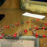 В экспозиции выставки украшений калуга