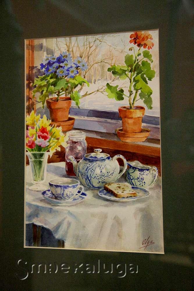«Искусство Великой Княгини Ольги Александровны»: художественная и историческая ценность выставки