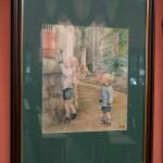 В экспозиции выставки в калуге