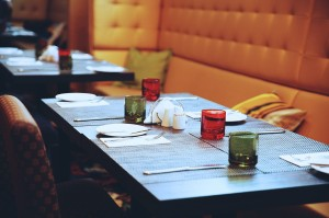 В ресторане The Garden Grille & Bar