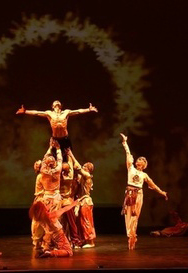 «Торжество танца» с участием Фаруха Рузиматова прошло на сцене Калужской областной филармонии