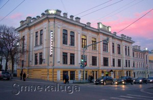 Здание школы №3 калуга