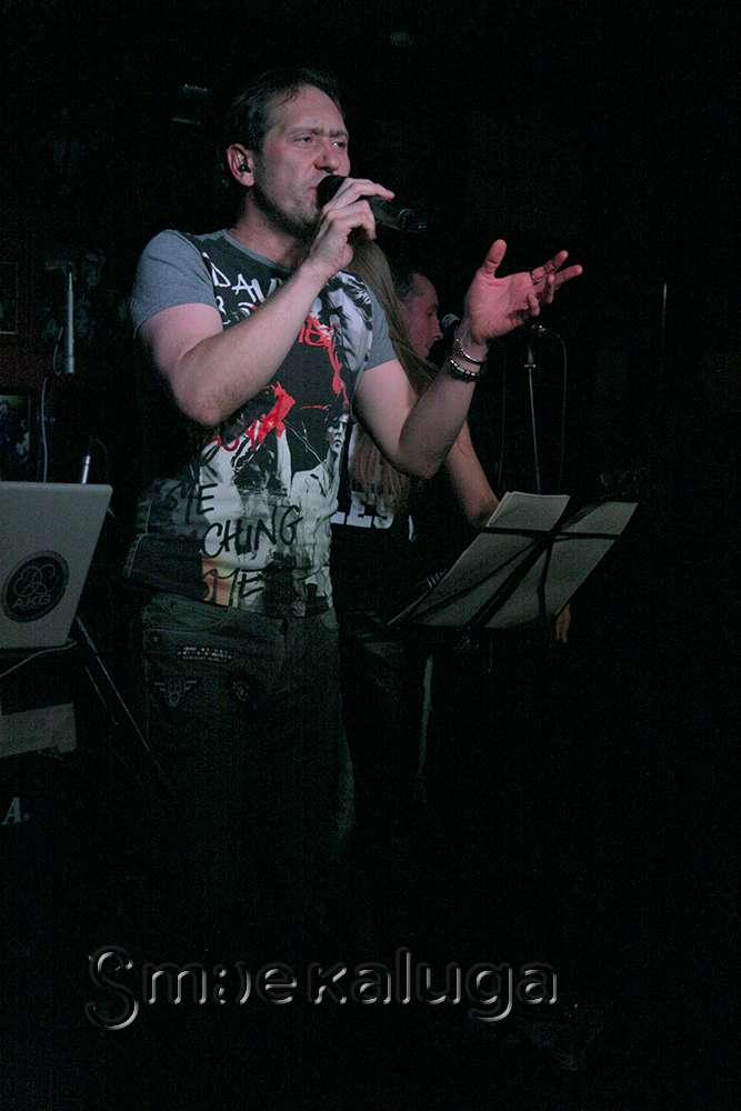 Александр Демидов второй раз выступил на сцене гастрономического паба «Овертайм»