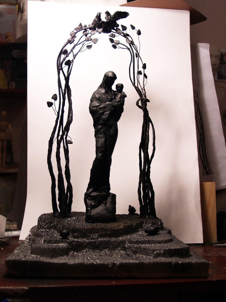 Светлана Фарниева: «Городская скульптура должна смотреться естественно»