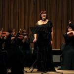 Ирина Сафронова и Муниципальный камерный оркестр калуга