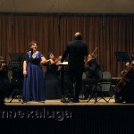 Елена Шумаева и Муниципальный камерный оркестр калуга
