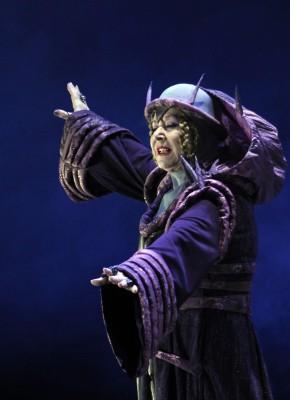 Спектакль «Король Лир» в Калужском областном драматическом театре
