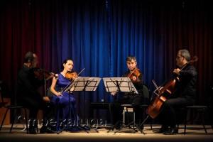 """""""Мирзоян-квартет"""" исполнил музыку современных армянских композиторов калуга"""