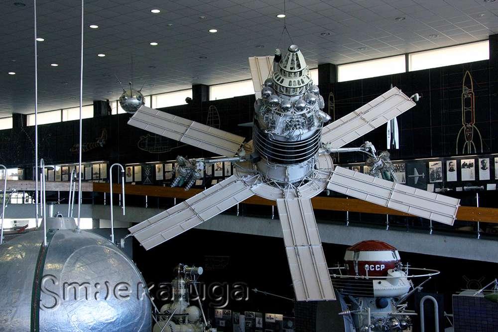 Государственный музей истории космонавтики приготовил программу ко Дню защитника Отечества