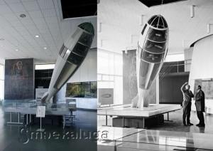 Ракетный корабль Константина Циолковского сегодня и 47 лет назад калуга