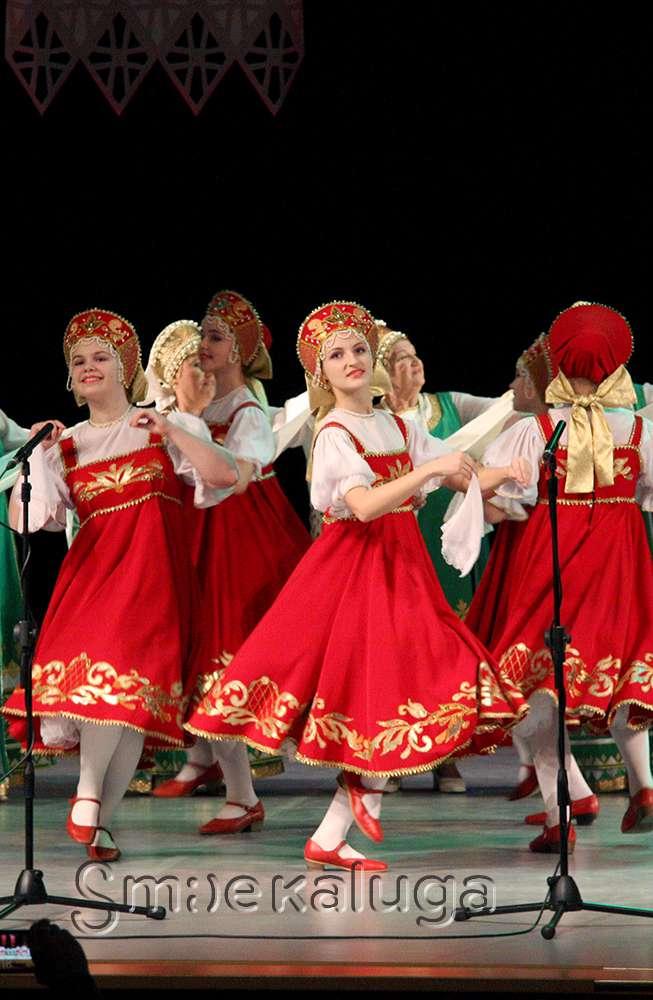Гала-концерт фестиваля-конкурса «Поёт село родное» собрал 27 самодеятельных и народных коллективов на сцене Калужской областной филармонии