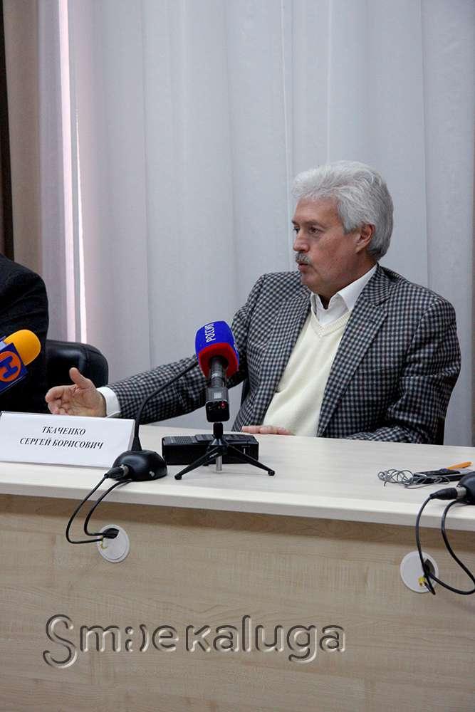Новый главный архитектор Калуги провел первую пресс-конференцию