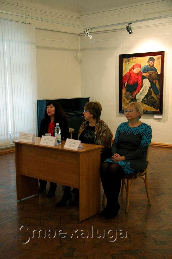 На базе Калужского музея изобразительных искусств откроется Культурно-выставочный центр Русского музея