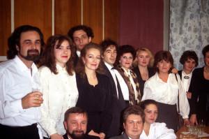Презентация оркестра (1996 год) калуга