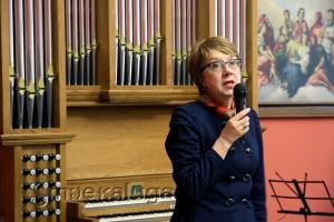 Директор Калужского музея изобразительных искусств Наталья Марченко калуга