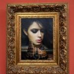В экспозиции в галерее