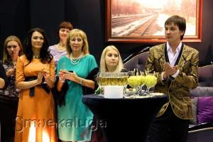 Гости и организаторы вечера-аукциона калуга