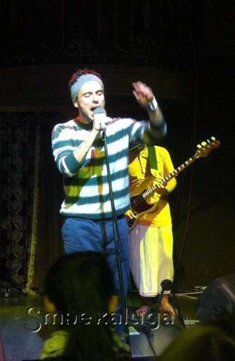 Андрей Запорожец и «SunSay» вновь выступили в Калуге